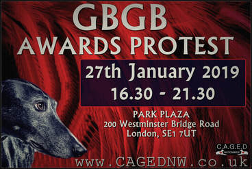 GBGB awards Park Plaza